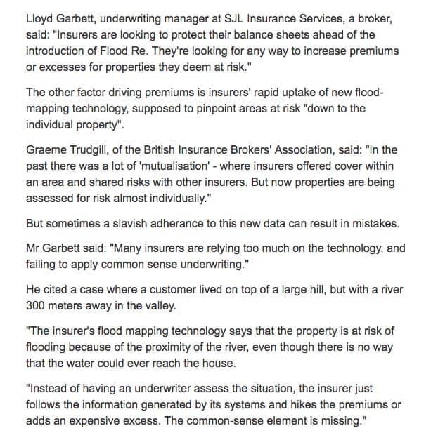 Flood-Insurance-The-Telegraph-SJL-Insurance